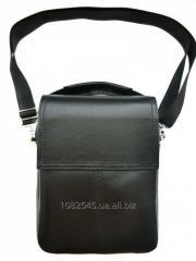 Leather man purse man's