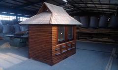 Lodge of the beekeeper, bee-keeper
