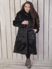 Manteaux en fourrure de ragondin