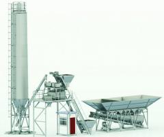 "Concrete mixing plant ""GRANITE"