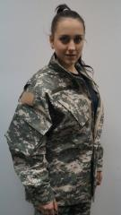 Suit camouflage Ukrainian army