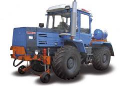 Малый маневровый тягач ММТ (ММТ-2, ММТ-2М) -