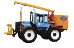 Máquinas y equipamiento para la reparación de