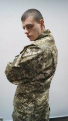 Suit of the Ukrainian Army of new sample...
