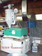 Bunker drying and vakkumny SHINI loaders