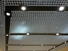 Потолок решетчатый ГРИЛЬЯТО 86 Х 86