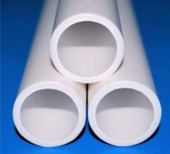 Pipes are polypropylene