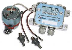 Heat meters are ultrasonic