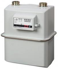 Membrane gas meters