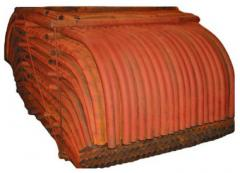 Heating surface pipe (screens, convective part)