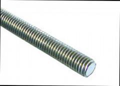 Шпилька оцинкованная (полная резьба) М8х1000