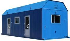 Boiler TKU-0,7G installation
