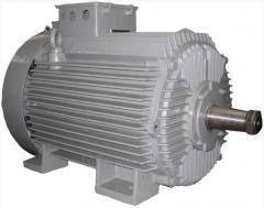 Электродвигатели разной мощности