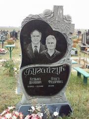Памятник гранитный фигурное сердце