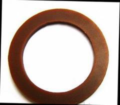 Прокладка кольцевая биконитовая s=2mm диаметр 40