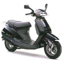 Motor scooters Lead HF05 90 Honda