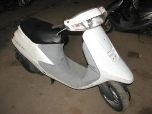 Motor scooter Tact AF 24 Honda