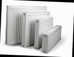 Steel panel radiator L=1000