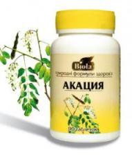 Acacia. Tablets