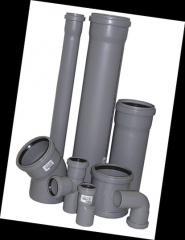 Трубы для внутренней канализации из полипропилена