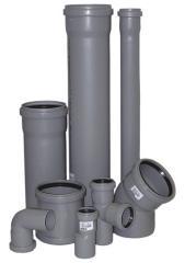Трубы для внутренней канализации из...