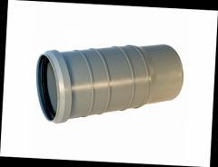 Branch pipe compensation DN 110x210