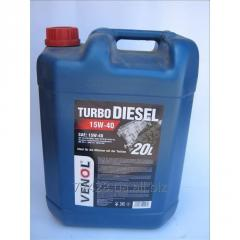 Engine oil diesel Turbo 15w40