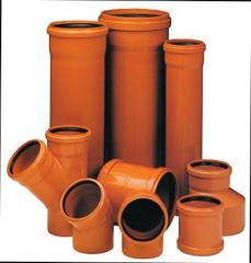 Pipe for the external sewerage DN 110x1000
