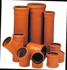 Труба для наружной канализации DN 110х3000