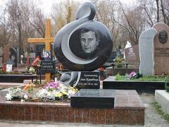 Мемориальный комплекс с фигурным памятником