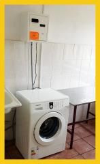 Vending washing machines