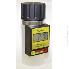 Digital grain hygrometer