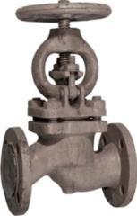 Вентиль (клапан) запорный сальниковый проходной