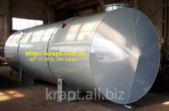 Резервуар наземний одностений 35 куб.м