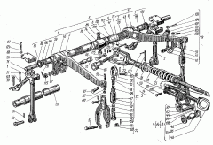 Cardan and other automobile shafts