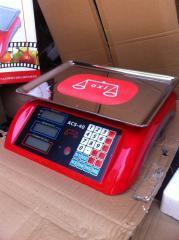 Весы OXI торговые электронные 40кг НОВИНКА!!!