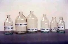 Посуда для разлива и хранения биопрепаратов