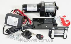 Лебедка для квадроцикла ATV 2500 lbs ANTAI д/у