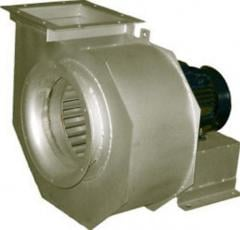 The fan centrifugal blow VDN-10 with the AIR180M4