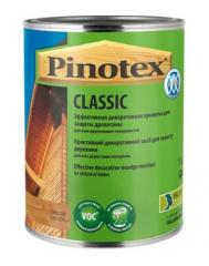 PINOTEX CLASSIC 1л - Декоративная пропитка для