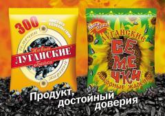 """Sunflower seeds of TM """"The Luhansk"""