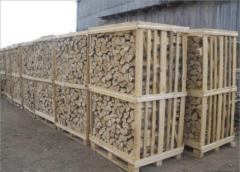 Trade in timber, pogonazhny products, preparation