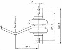 Троллеедержатель крановый ДТН - 2 А