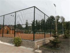 Сварная панельная система  Спорт высотой до 6 м