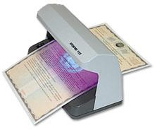 DORS 115 Detector of currencies