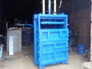 Прессы гидравлические для пакетирования отходов