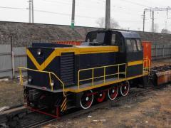 TGM-23 locomotive