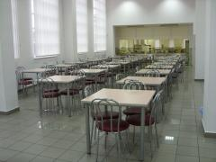 Furniture for school cafeterias