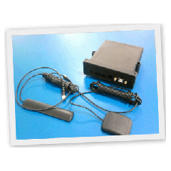 Equipment for system of monitoring. Radio terminal