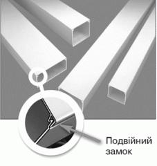 Короб кабельный пластиковый 60*40 ммЖелоба, короба
